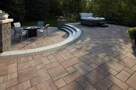 16x16 Patio Pavers Weight by Elements Paving Stones