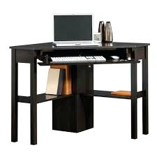 Corner Desk Ikea Ebay by Desk Glass Top Computer Desk Modern Graphite Corner Gaming Home