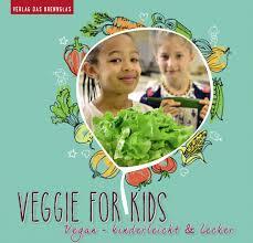 kinderkochbuch veggie for