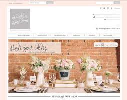 The Wedding Of My Dreams On Line Decor Shop Vintage And Rustic 0537