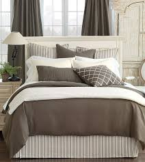 Luxury Bedding by Eastern Accents Breeze Classic Linen Collection