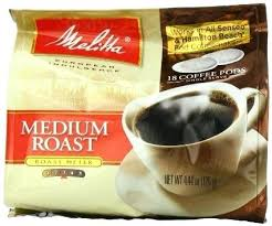 Melitta Coffee Pods For And Beach Pod Brewers Assortment Pack Of 4