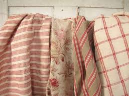 Vintage French Country Style Lovely Textiles From France Simply And Wonderful For Upholstery