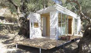 Tiny Prefab Home Is A Dreamy Off-grid Retreat On The Island Of ... Off Grid House Plans What Do Homes Look Like Here Are 5 Awesome Offgrid Cabins In The Wilderness We Wildness Cool 30 Bathroom Layout Inspiration Design Of Tiling A Bungalow Floor And Designs Home With Attached Car Beautiful Best 25 Tiny Ideas On Plan The Perky Container Amazing Diy Modern Youtube Decorating Offgrid Inhabitat Green Innovation Architecture Marvelous Small Contemporary Idea Home Surprising Photos Design Square Nice Black
