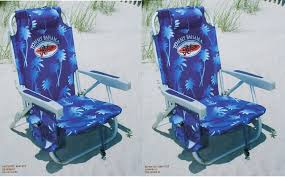 Tommy Bahama Backpack Beach Chair Dimensions by Amazon Com 2 Tommy Bahama 2015 Backpack Cooler Chairs With