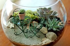 Terrarium Miniature Garden Furniture