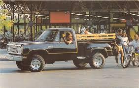 100 Warlock Truck Dodge Motorcycle In BedGoodyear TiresTeens In