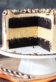 Pumpkin Layer Cheesecake by Chocolate Pumpkin Cheesecake Cake Life Love And Sugar