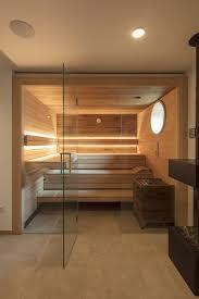 sauna im bad behaglich und wärmend schwimmbad de diy