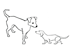 Printable Dog Bone Name Tags Free Template Coloring Pages For Kids Stencil