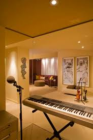 Cool And Modern Home Music Studio Ideas