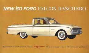 1960-ford-falcon-ranchero-brochure - The Fast Lane Truck 1960 Chevrolet Ck Truck For Sale Near Cadillac Michigan 49601 Ford F100 Pickup Truck Item Bi9539 Sold June 13 Ve Chevy Truck Sales Brochure 1149 Pclick Viking Grain Da5563 July Customer Gallery To 1966 Intertional Pumper Used Details Gmc 12 Ton Pickup Stock Photo 21903698 Alamy The Auto Accelero Blog When Trucks Were Really Simple Dodge Peterbilt 281 Wikipedia Morris Minor A120 Cornelius Recdjulyforterragmcsasriseinthemiddleeast