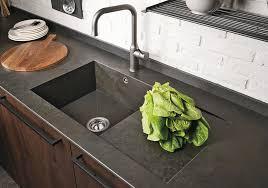 spülen in der arbeitsplatte integriert cucine lube