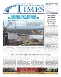 Halloween Attractions In Ocean County Nj by 2016 10 01 The Toms River Times By Micromedia Publications Issuu