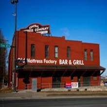 Old Mattress Factory Bar & Grill CityVoter Omaha Guide