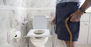 Synonyms For Bathroom Loo by When Seniors Need Help Using The Toilet Safety Tips For