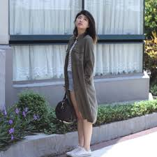 melisa a pull u0026 bear olive long shirt brandy melville usa