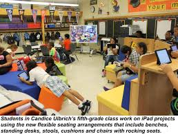 Many Classrooms Use Flexible Seating To Engage Students Debbieyoung2nd On Twitter Our Classroom Student Of The Week One What Would Google Do Newport Teacher Revamps Seating With Fxible Seating Nita Times Peace Out Handpainted Teacher Reading Rocking Chair Etsy 3700 Series Cantilever Chairs Schoolsin Buy Postura Plus Classroom Tts Options For Students Who Struggle Sitting Still Sensory Chair A Sensory For Austic Children Titan Navy Stack 18in Student 5 Real Things To Do When Is Failing Tame Desk Replaced By Ikea Couches Beanbags And