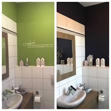 unser kleiner mikrokosmos gäste wc makeover die dunkle