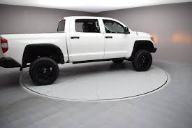 Used Super White 2016 Toyota Tundra 4WD Truck 4WD CrewMax Short Bed ... Greg May Honda Incentives Accsories For Our 2017 Ford F250 Fx4 Tiny Shiny Home Truck Elkhart In Dallas Jeep Lift Kits Offroad Sierra 1500 For Sale In Waco Tx University Mazda Kia Pickup Heaven Complete Line Of Car Austin Bruckners Bruckner Sales Outfitters Of Ram4x4worktruckwiweatherguard West Monroe La Fiberglass Toppers Topperking Providing All Tampa Bay With Chevy Service And Repair Autonation Chevrolet