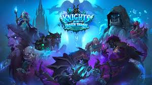 Paladin Deck Lich King by Hearthstone Frozen Throne Reveals Lich King Boss Details And New