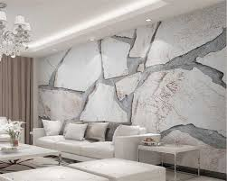 beibehang 3d wallpaper modern simple cubic marble texture map background wall living room bedroom mural wallpaper for walls 3 d