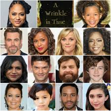 Halloween Remake Cast 2018 by Ava Duvernay U0027s U201ca Wrinkle In Time U201d To Hit Theaters In April 2018