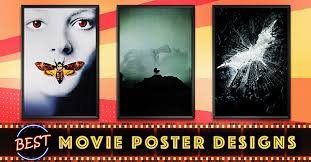 24 Coolest Poster Designs For Famous Movies