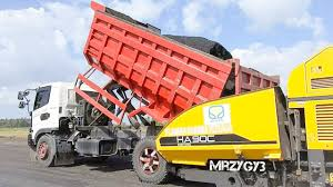 Asphalt Paving Dump Truck Loading Sumitomo HA90C Paver - YouTube End Dump Truck Pavement Interactive 1999 Etnyre Ctennial Asphalt Hot Oil For Sale Auction Or Asphaltpro Magazine Save On Costs With Your Professional Guide To Selling 100l Myanmar Japanese Isuzu Ftr Automatic Bitumen Distributor Trucks Tack Coat Trucks Asphalt Services Apply Hauling St Louis Dan Althoff Truckingdan Trucking Paving Nthshore Inc City Demonstrates More Efficient Truck That Officials Hope Will Be Etack About Emulsion Tar Tipped Over Near My Bodyshop This Just Rolled In Feeding Into The Paver As Pushes