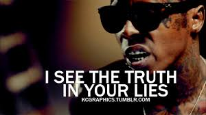 This Is From My Favorite Song By Lil Wayne Mirror