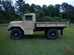 1971 Kaiser M35A2 Bobbed 2.5 Ton Truck With Hard Top - Desert Tan ...