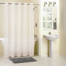 Bed Bath And Beyond Pink Sheer Curtains by Coffee Tables Hookless Fabric Shower Curtain With Built In Liner