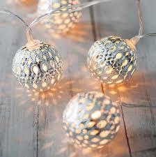 mit lichterketten dekorieren living at home