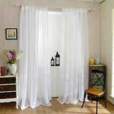 gardinen vorhänge im romantik stil günstig kaufen ebay