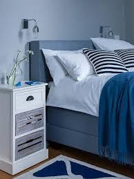 schlafzimmer in blau unsere schönsten ideen westwing
