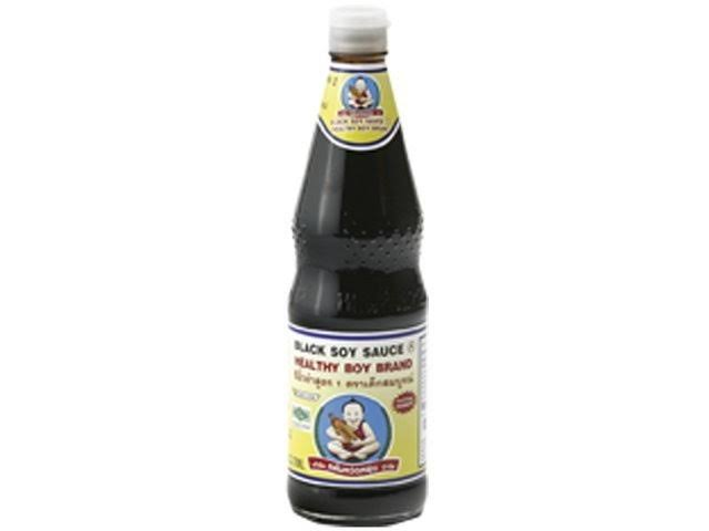 Healthy Boy Black Soy Sauce