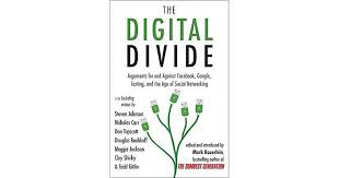The Digital Divide Arguments For And Against Facebook Google Texting Age Of Social Networking By Mark Bauerlein