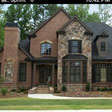 3 Storey House Colors Best 25 Brick And Stone Ideas On Pinterest Stone Home Exteriors