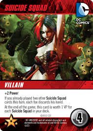 dc deck building game whatever doesn t kill you simply makes you