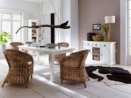 halifax landhausmöbel esstisch weiß landhaus wohnzimmer