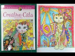 Cat Coloring Book For Adults My Captivating Creative Designs And Patterns Artists Favorite Color