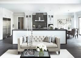 gorgeous tufted sofa living room black transitional with beige