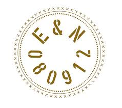 Wedding Monogram Motif Logo Elegant Rustic Invitation
