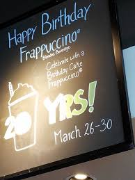 Starbucks Birthday Cake Frappuccino Quick & Dirty Review