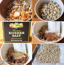 Roasting Pumpkin Seeds In The Oven Cinnamon by Cinnamon And Sugar Roasted Pumpkin Seeds U2013 Simple Comfort Food