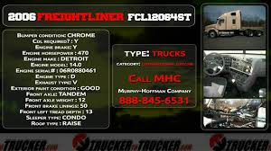 MHC Trucks Little Rock Arkansas - Buy Semi Trucks In Little Rock AR ...