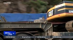 100 Train Vs Truck Vs To Make It Easier To Travel From Mombasa To