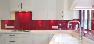 Painted Glass Kitchen Splashbacks In Northern Ireland