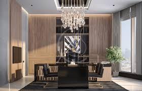 100 Modern Luxury Design CEO Office Interior Comelite