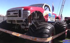 Monster Truck Photo Album Monster Truck In Scotland Album On Imgur Photos Checkered Flag Promotions Gmc Truckmonster Trucks Images Usseek Com X 4 Lifted For Barrage Doomsday Edition Truck Cversion Photo Thats A Big Rock Almost As If It Was Photo Album 100 Videos Of Ugrave Diggeru Injured During Show 2014